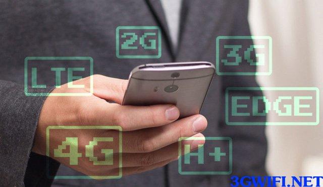 G, E, H, 3G, LTE có ý nghĩa gì trên điện thoại 1
