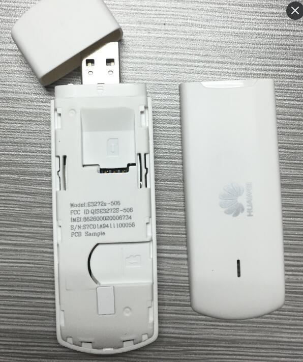 USB 4G huawei E3272 tự động cài đặt