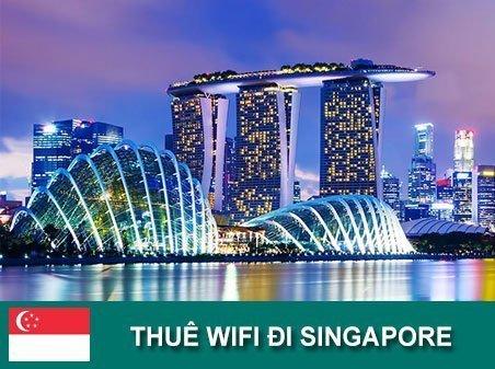 Cho Thuê Cục Phát Wifi Đi Singapore