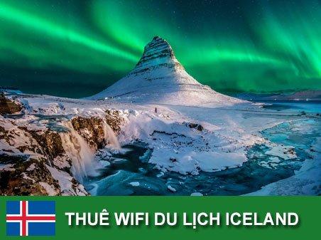 thuê wifi đi iceland