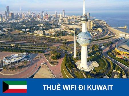 thuê wifi đi kuwait
