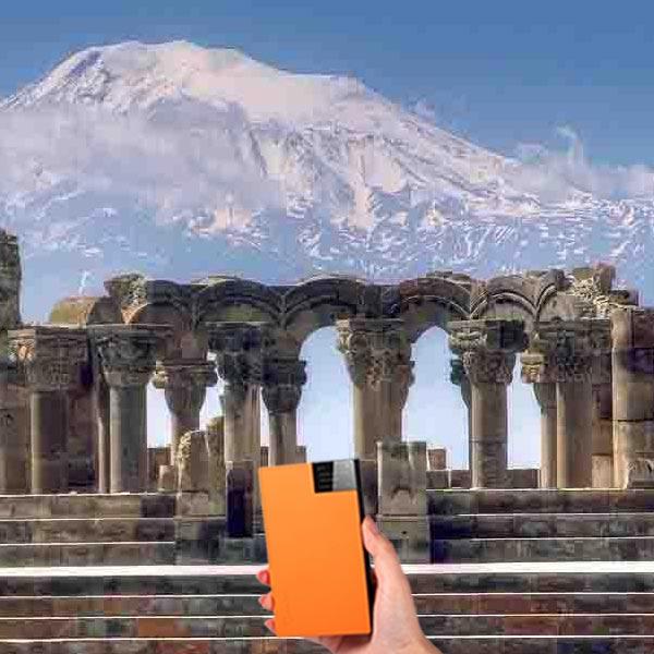thuê wifi du lịch Armenia