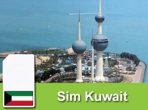 sim kuwait