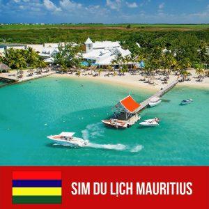 Sim Mauritius (Cộng hòa Mauritius) – Sim 3G/4G Du Lịch Mauritius