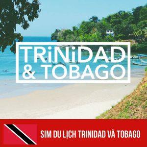 Sim Trinidad Và Tobago – Sim 3G/4G Du Lịch Cộng hòa Trinidad and Tobago
